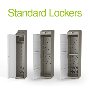 Standard Drying Lockers