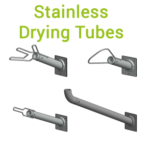 Stainless Drying Tubes